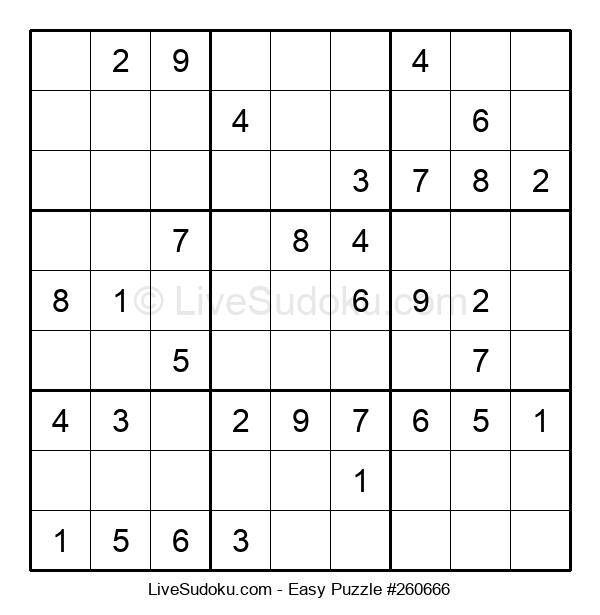 Beginners Puzzle #260666