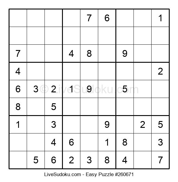 Beginners Puzzle #260671