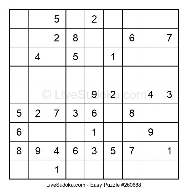 Beginners Puzzle #260688