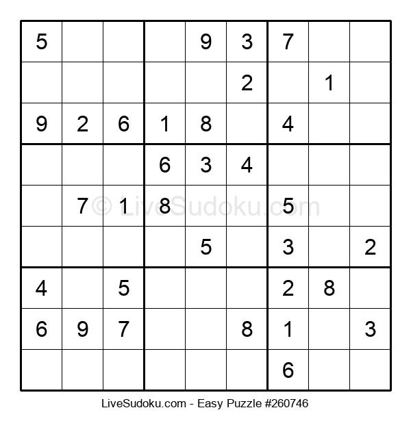 Beginners Puzzle #260746