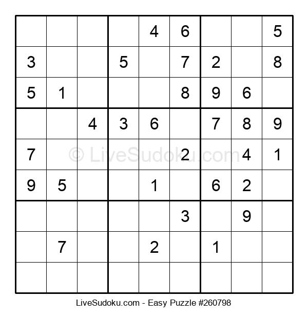 Beginners Puzzle #260798