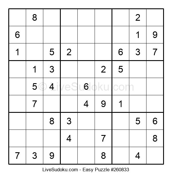 Beginners Puzzle #260833