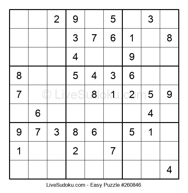 Beginners Puzzle #260846