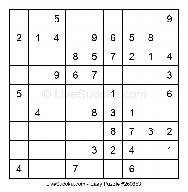 Beginners Puzzle #260853