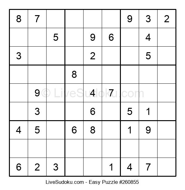 Beginners Puzzle #260855