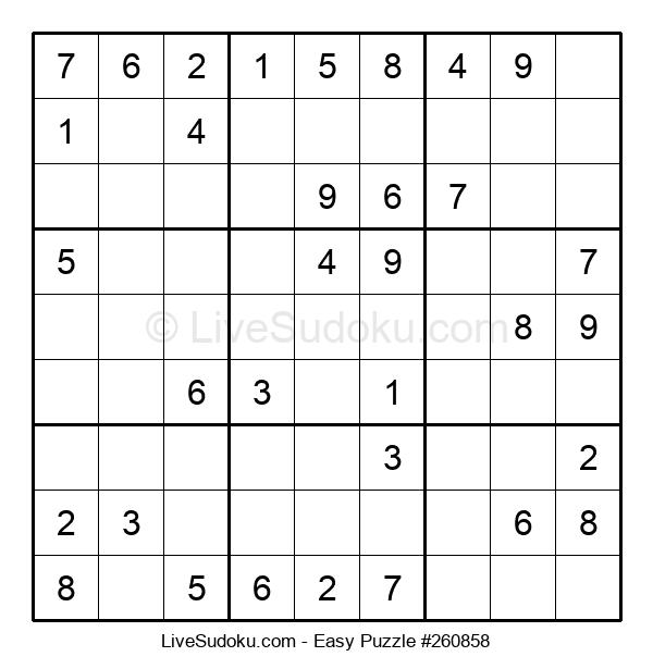 Beginners Puzzle #260858
