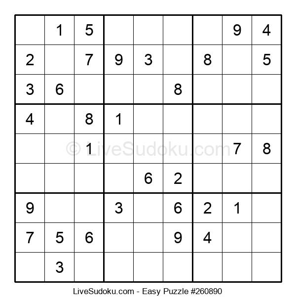 Beginners Puzzle #260890