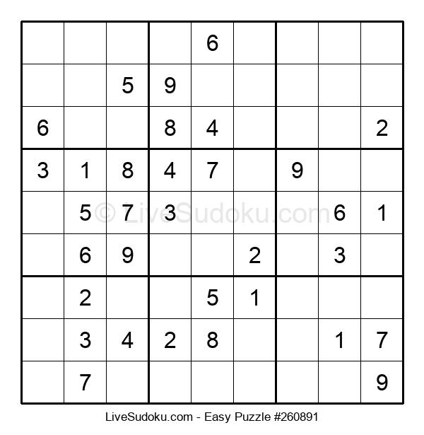 Beginners Puzzle #260891
