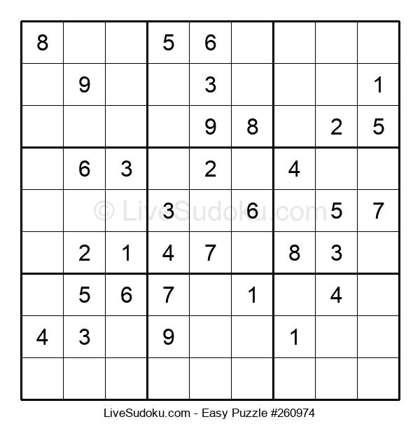 Beginners Puzzle #260974