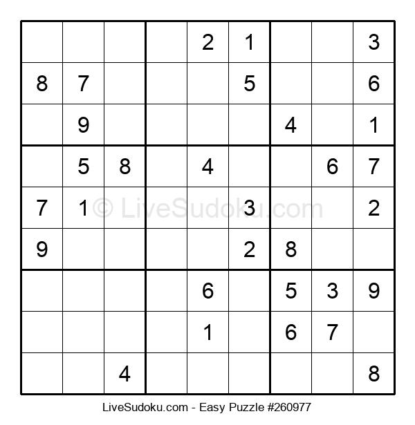 Beginners Puzzle #260977