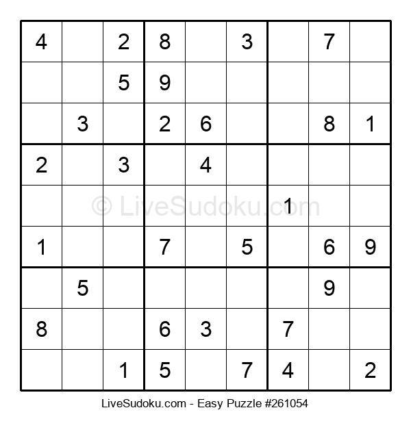 Beginners Puzzle #261054