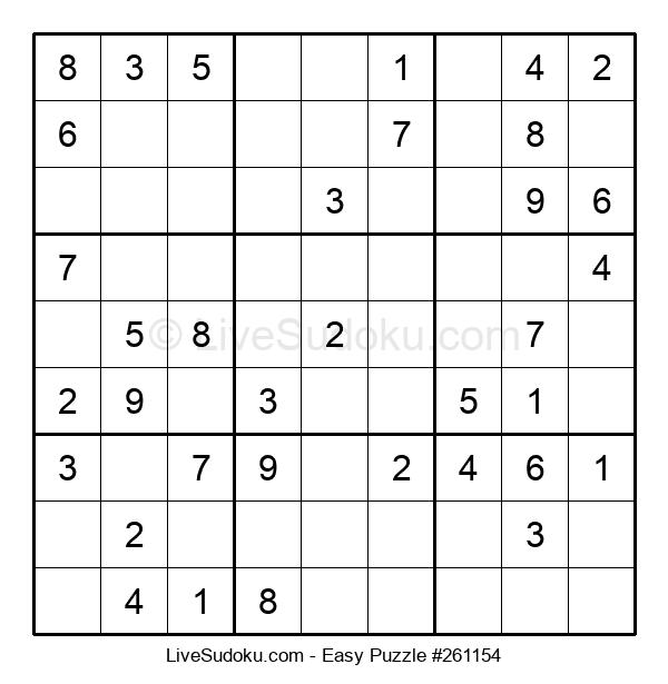 Beginners Puzzle #261154