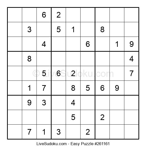 Beginners Puzzle #261161