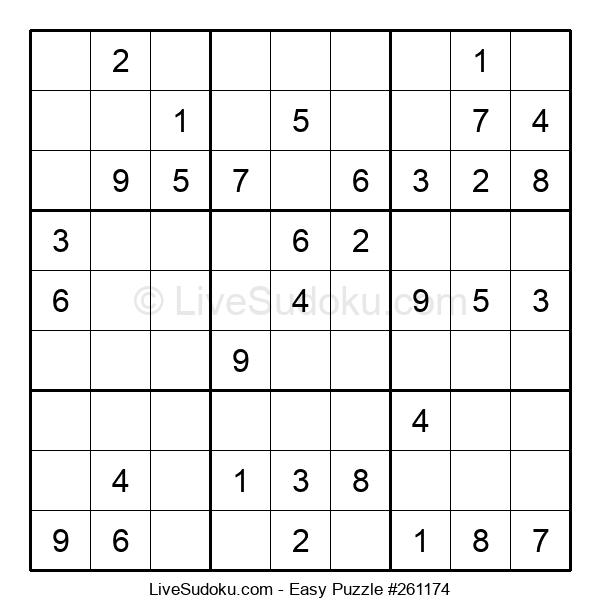 Beginners Puzzle #261174