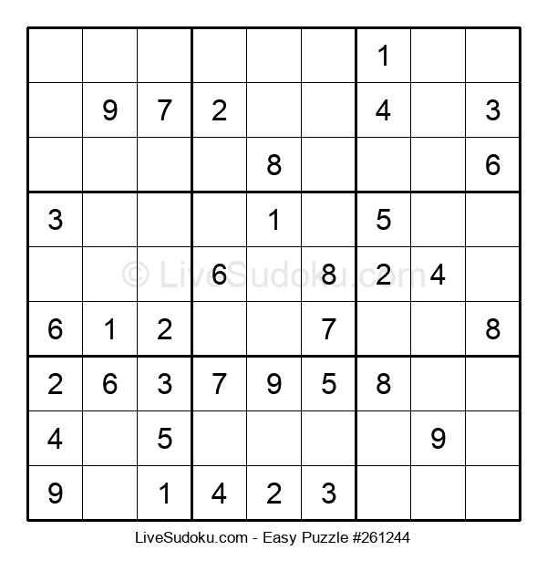 Beginners Puzzle #261244