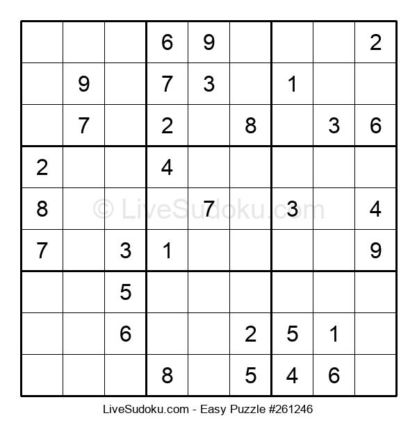 Beginners Puzzle #261246