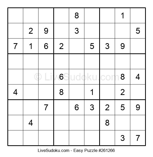 Beginners Puzzle #261266