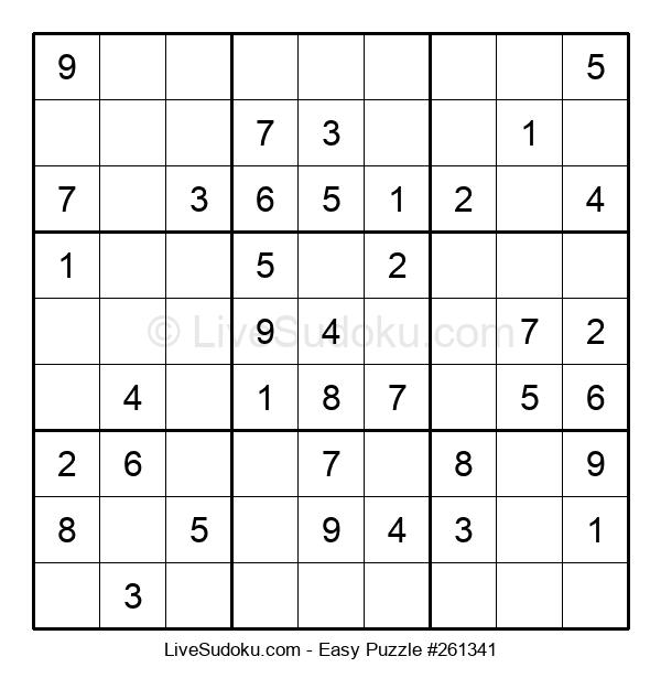 Beginners Puzzle #261341