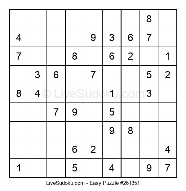 Beginners Puzzle #261351