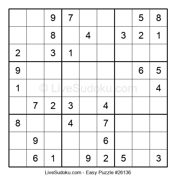 Beginners Puzzle #26136