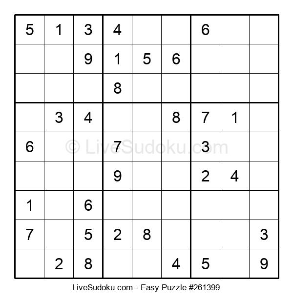 Beginners Puzzle #261399
