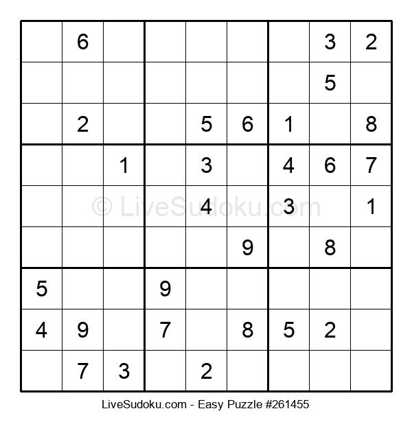 Beginners Puzzle #261455
