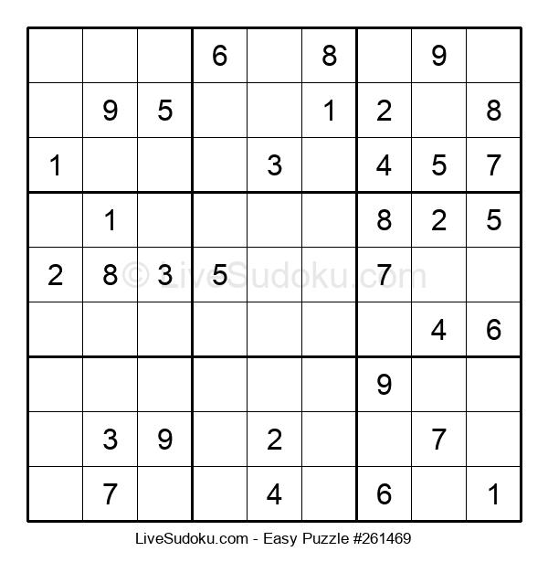 Beginners Puzzle #261469