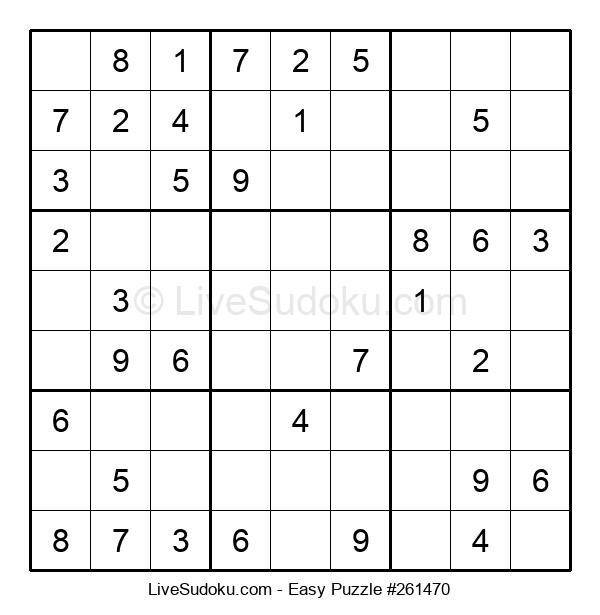 Beginners Puzzle #261470