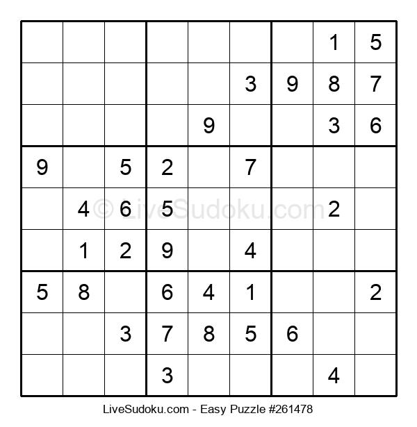 Beginners Puzzle #261478
