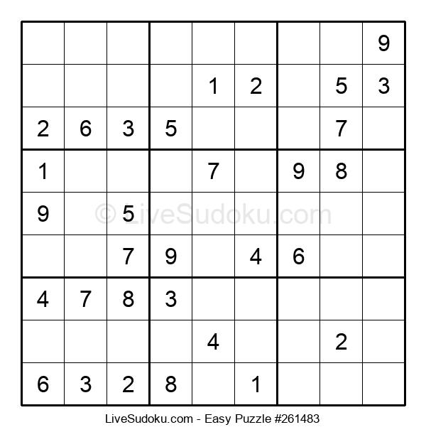 Beginners Puzzle #261483