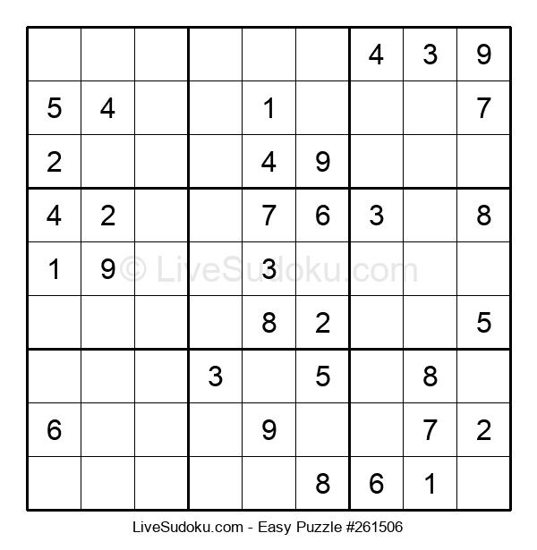 Beginners Puzzle #261506
