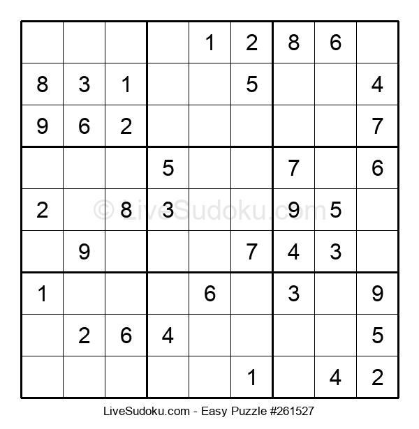Beginners Puzzle #261527