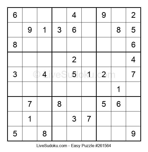 Beginners Puzzle #261564