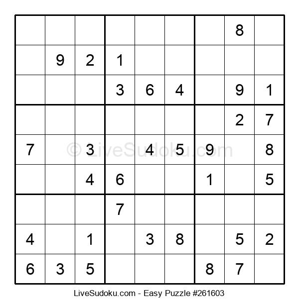 Beginners Puzzle #261603