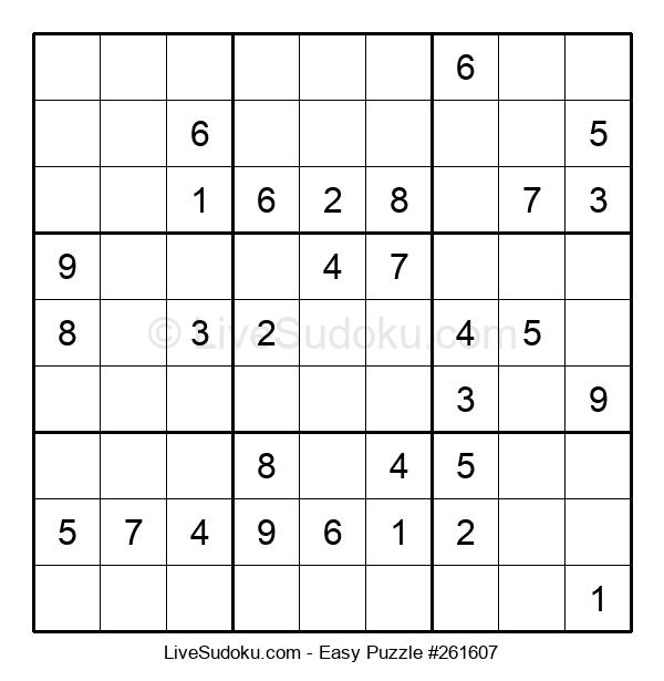 Beginners Puzzle #261607