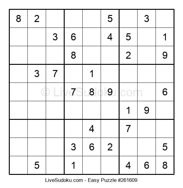 Beginners Puzzle #261609