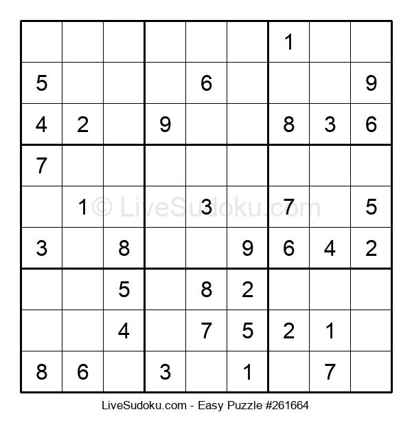 Beginners Puzzle #261664
