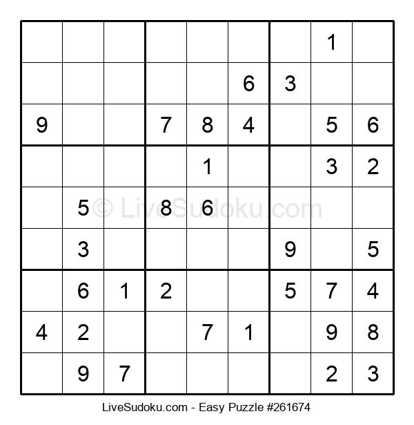 Beginners Puzzle #261674