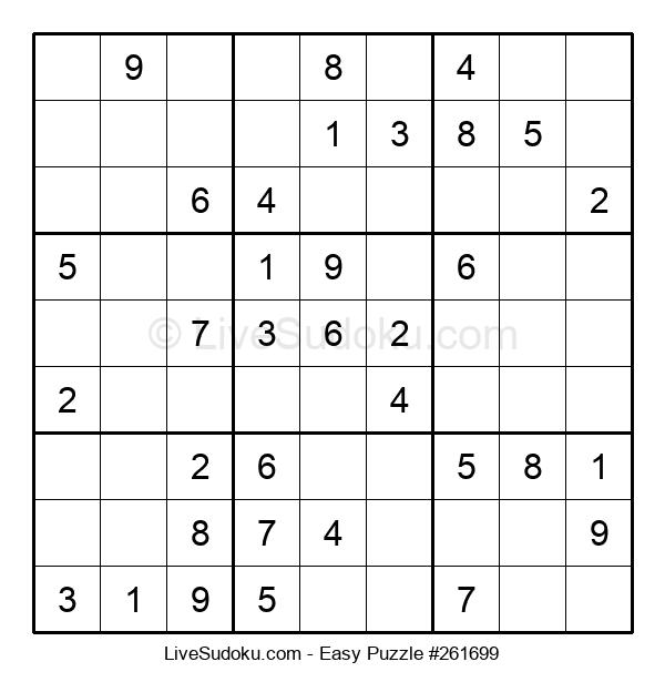 Beginners Puzzle #261699