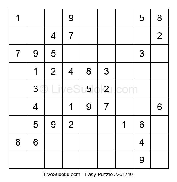Beginners Puzzle #261710