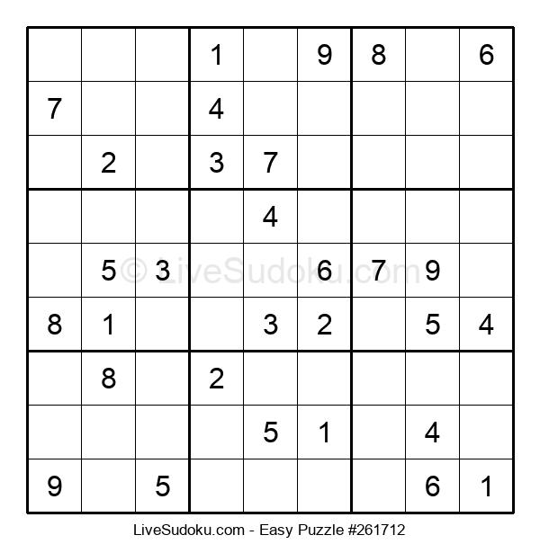 Beginners Puzzle #261712