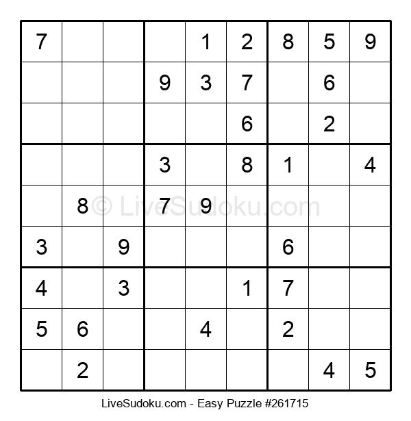 Beginners Puzzle #261715
