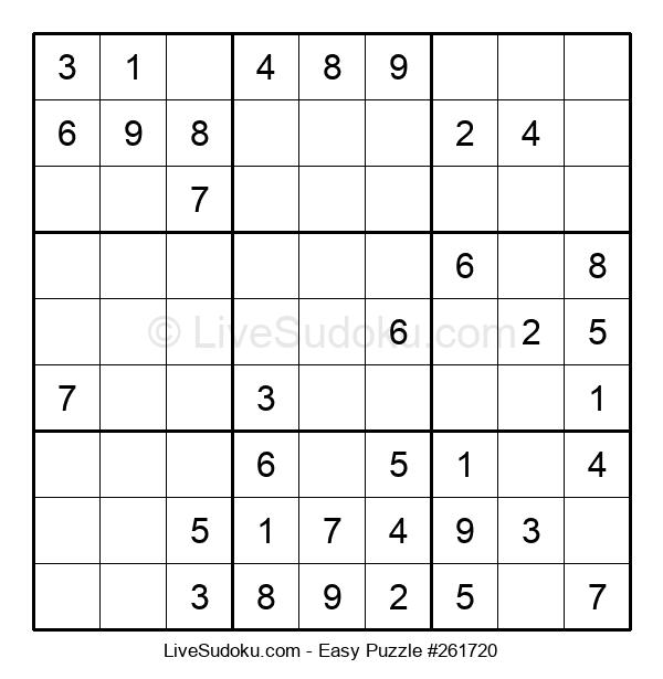 Beginners Puzzle #261720