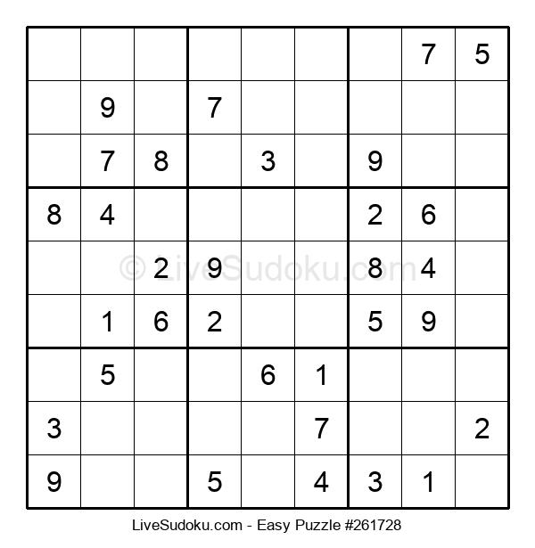 Beginners Puzzle #261728