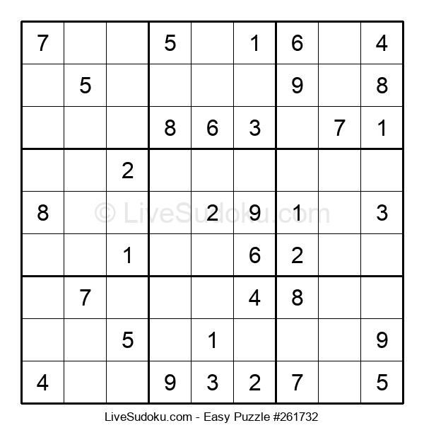 Beginners Puzzle #261732