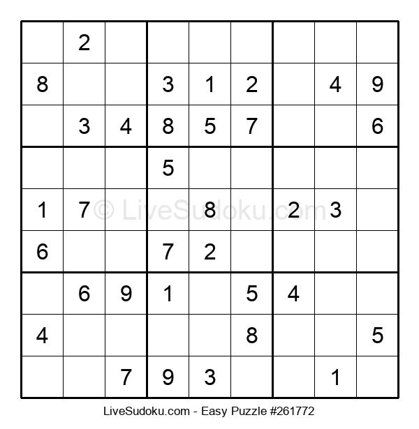 Beginners Puzzle #261772