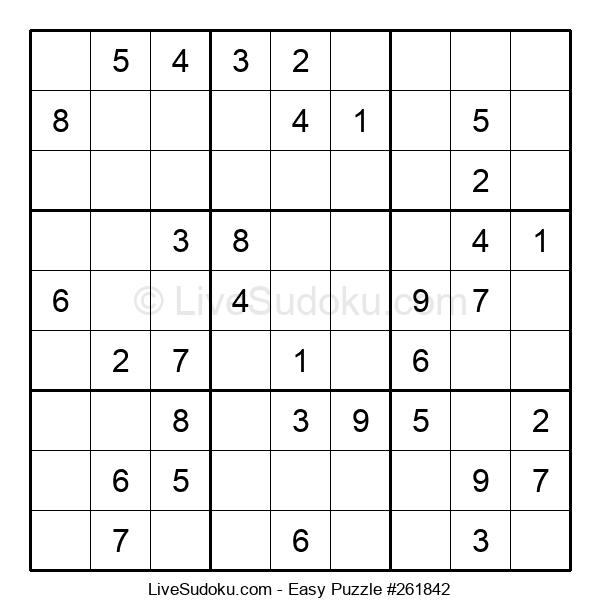 Beginners Puzzle #261842