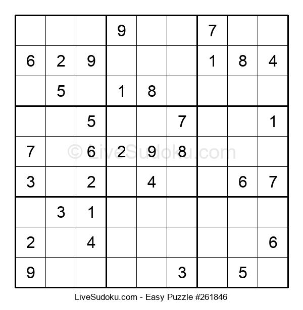 Beginners Puzzle #261846