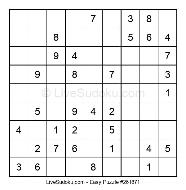 Beginners Puzzle #261871
