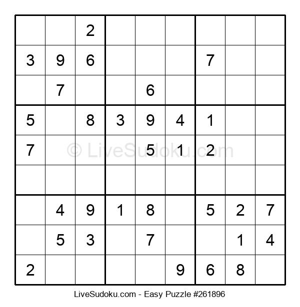 Beginners Puzzle #261896